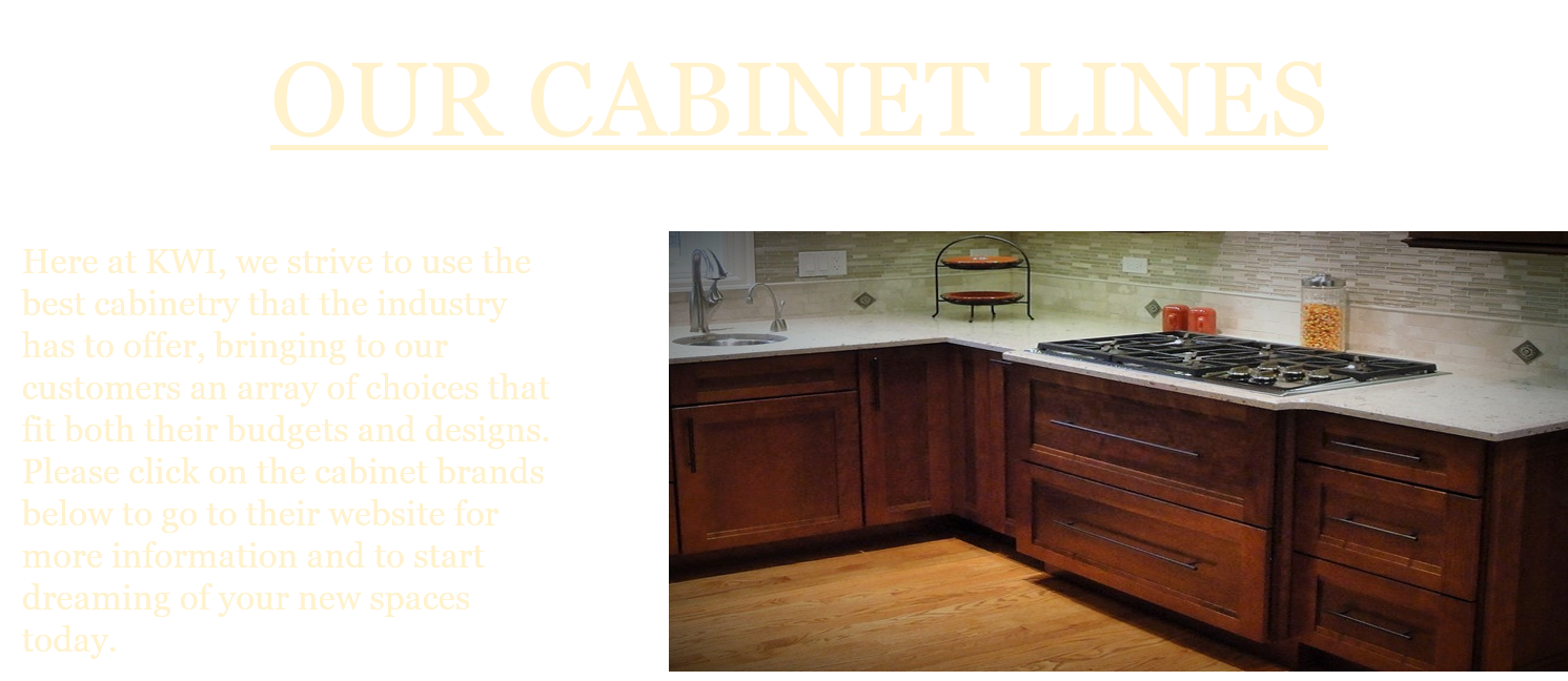 Cabinetry Page Header