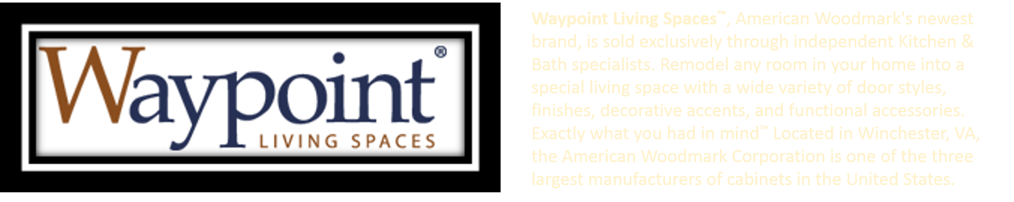 Waypoint Logo with Verbiage