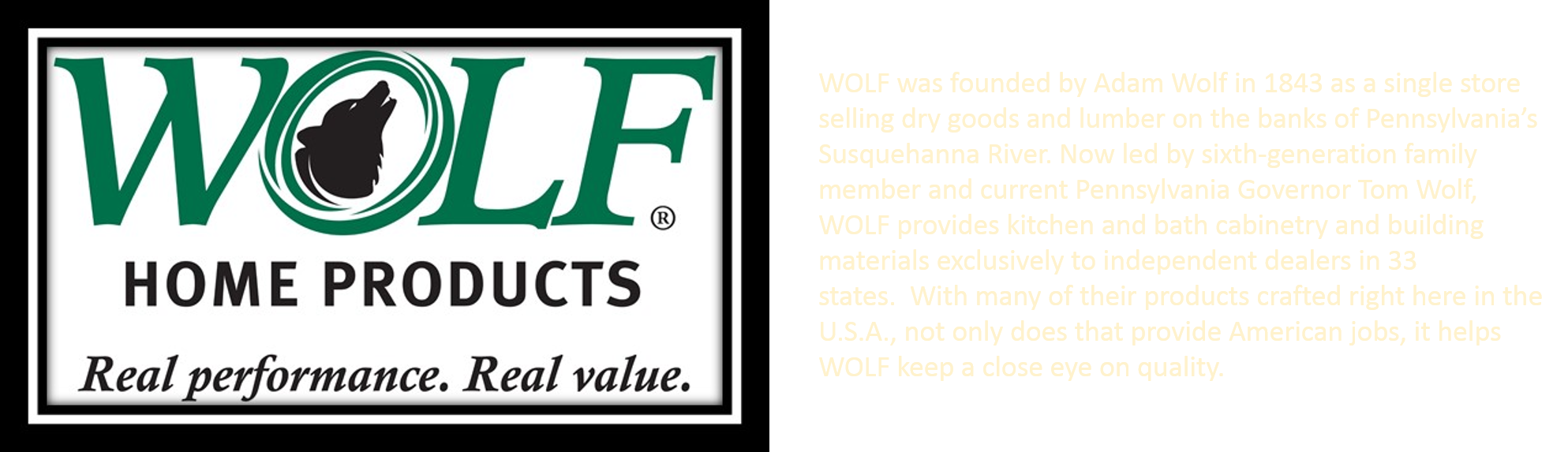 Wolf Logo with Verbiage